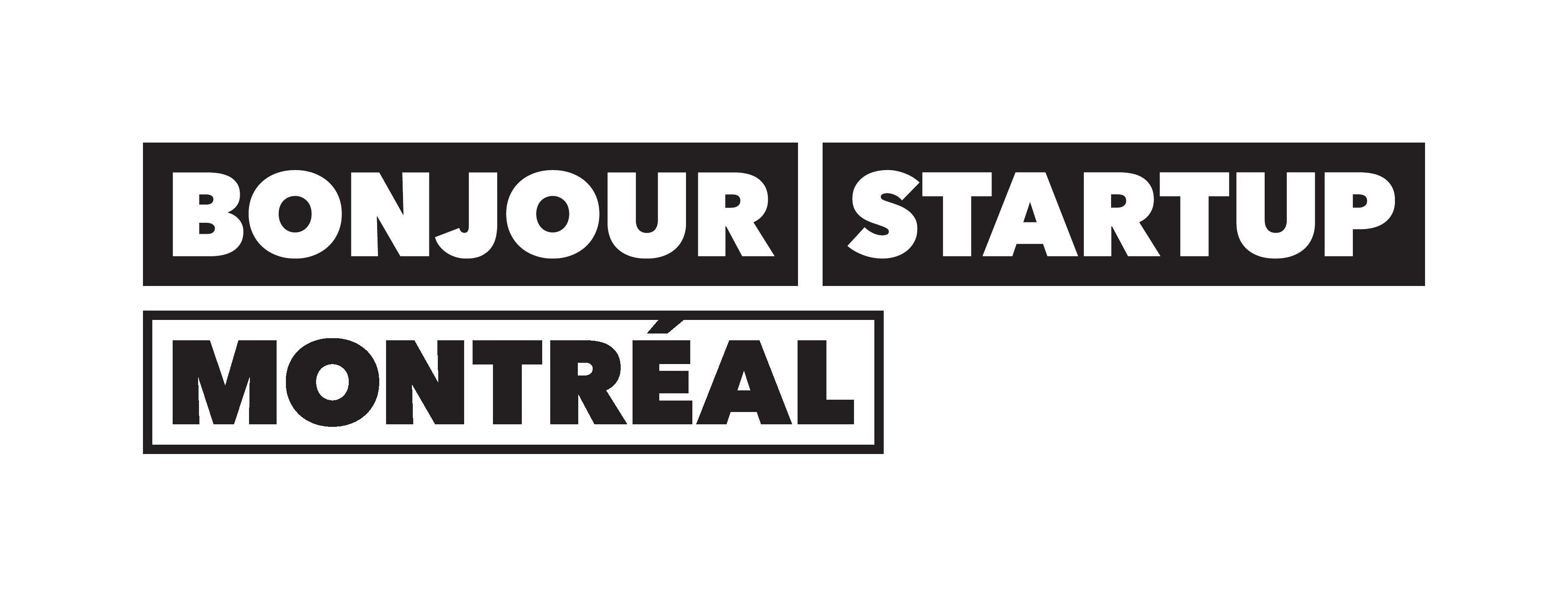 Bonjour Startup Montreal