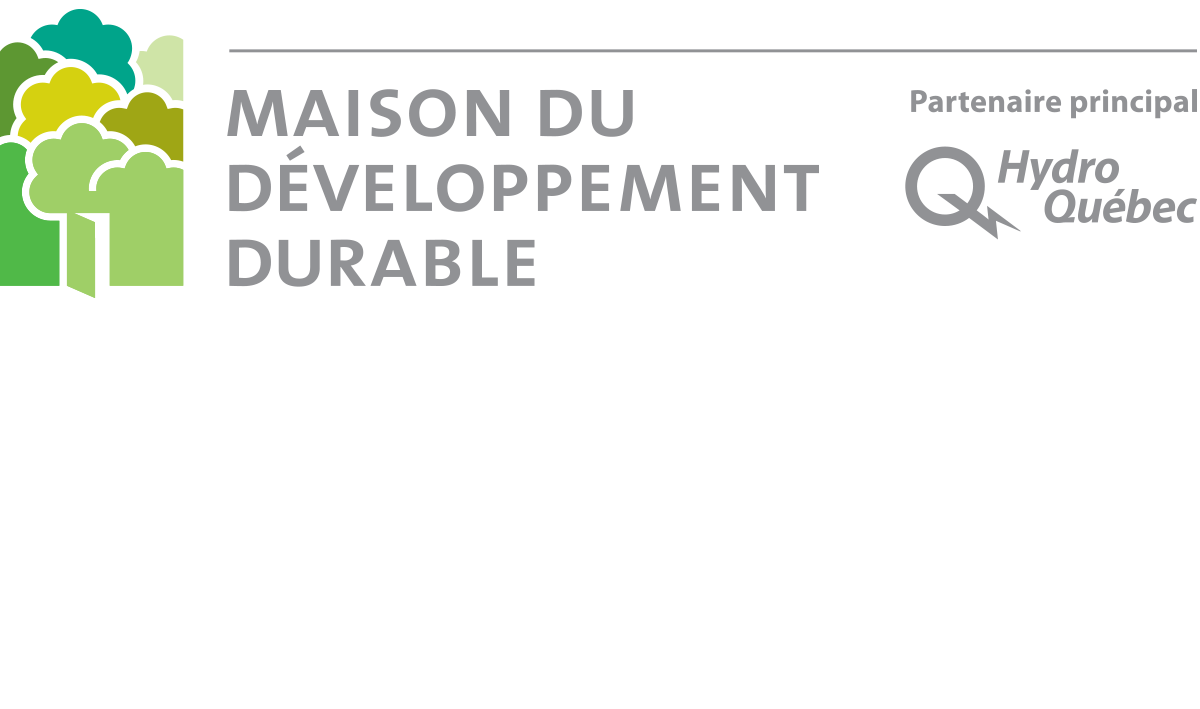 Maison du développement durable